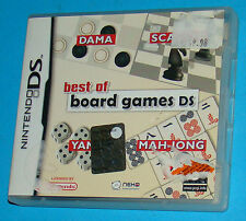 Best of Board Games - Nintendo DS NDS - PAL