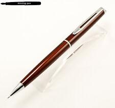 Waterman Hemisphere Twist Mechanism Pencil (0.5 mm) in Metallic Cognac C.C