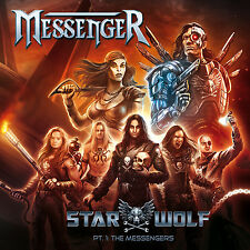 MESSENGER - Starwolf - Digipak-CD - 205848