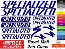 SPECIALIZED Bikes Decals, Stickers, Mtb. Cycling, Bmx, Car, Van