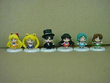 Sailor Moon anime figures figures PVC set of 6pcs doll toy toys QA32 2016