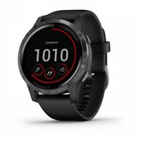 Garmin vivoactive 4 Black and Slate GPS Enabled Smartwatch 010-02174-11