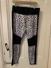 Souluxe Womens Leggings Exercise Pants Size 16