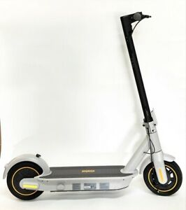 Segway G30LP Ninebot MAX Electric Kick Scooter Max Speed 18.6MPH *Issue*