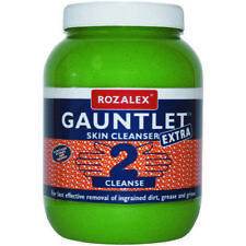 ROZALEX Gauntlet EXTRA HD Industrial Hand Cleaner with pumice  - 3 litre