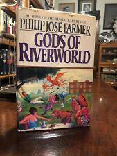 1st edition 1st printing of Gods Of Riverworld by Philip Jose Farmer!! Nice!!