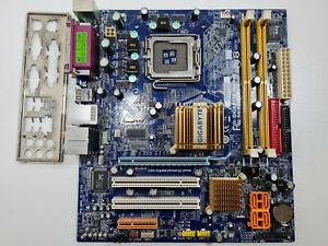 Gigabyte GA-945GCMX-S2 Rev. 6.6 mATX Intel LGA 775 Mainboard