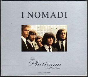 NOMADI THE PLATINUM COLLECTION COF. 3CD sigillato