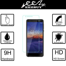 Premium Real Tempered Glass Screen Protector Cover Film Guard For Nokia 3.1