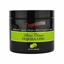 Taconic Shave USA - Handmade Tequila Lime Shaving Cream