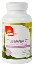 Vitamin C 1000mg 90 Tablets One tablet Daily ~ Zahlers Signature PureWay C
