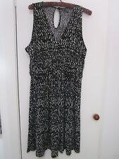 BASQUE ALL OCCASION  DRESS ,  SIZE 16