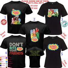 T-Shirt Adult S-5XL Youth Infants YO GABBA GABBA! LIVE