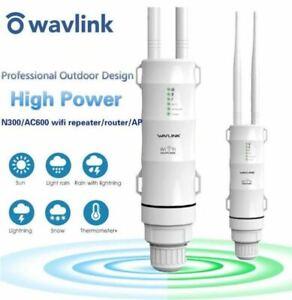 Répéteur Wifi extérieur Wavlink