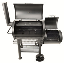 Hark Chubby Offset Smoker - Grill-Pizza Oven-Charcoal-Wood-Low and Slow