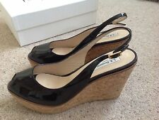L.K. Bennett Women's Patent Leather High Heel (3-4.5 in.) Shoes
