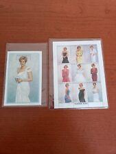 princess diana commemorative stamp sets