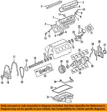 GM OEM-Engine Oil Pump 12612289