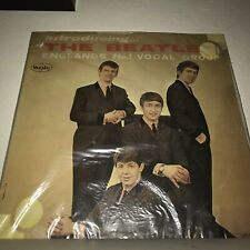 AD BACK The Beatles Introducing IN SHRINK Version 1 Please Please Me Butcher