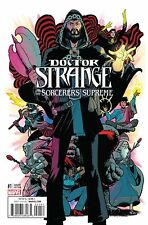 Doctor Strange Sorcerers Supreme #1 Marvel Comic 2016 Javier Rodriguez Variant