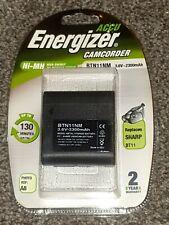 Energizer Ni-MH BTN11NM 3.6V 2300mAh Rechargeable Battery - SHARP BT11