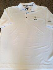 Men's FootJoy FJ Performance Casual Golf Polo Shirt Size L Large White