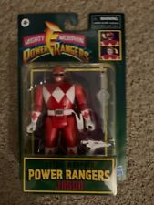 Mighty Morphin Power Rangers Retro Flip Action Red Ranger Jas Walmart Exclusive
