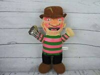 "A Nightmare On Elm Street Freddy Krueger 14"" Plush Doll Toy Factory 2014 Horror"