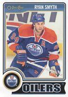2014-15 O-Pee-Chee Hockey #110 Ryan Smyth Edmonton Oilers