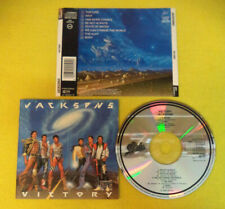 CD JACKSONS Victory 1984 Austria EPIC EPC 450450 2  no lp mc dvd (CS40)