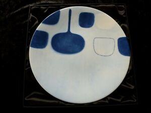 WILLIAM SCOTT RA Multi Blues LIMITED EDITION ART PLATE NUMBERED /500 BNIB & COA