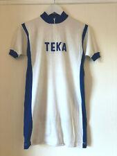 Vintage Classic Teka Cyclng Jersey, Size M/L