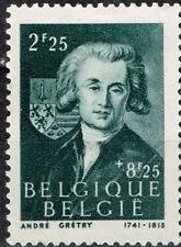 Belgium 63422 Postal History: Maximum Card 1969 Art Music