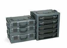 Bosch Sortimo Boîte à Outils Set 3x L-boxx 136 Gr2 + I-Boxx Rack 5fach