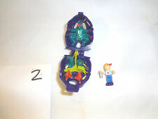 Mighty Max Shrunken Heads Insectoid 100% Complete Set Playset Bluebird Toys