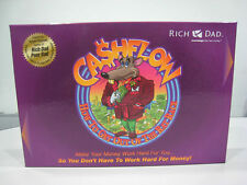 2012 Cashflow 101 Board Game Rich Dad Poor Dad Robert Kiyosaki New Express Ship