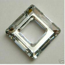 1pcs Swarovski ® Crystal déjouée carré 14mm Bague Cosmique Swarovski ref: 4439