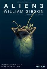 ALIEN 3 par William Gibson,  LE SCENARIO ABANDONNE - Vestron - Neuf