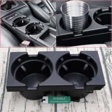 FRONT CENTER CONSOLE CUP HOLDER BLACK FOR BMW 3 SERIES E46 1998 1999 2000 2001