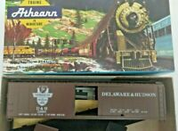 HO scale  Athearn Delaware Hudson 50' AAR Boxcar D&H 22003 Vintage Kit