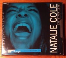 Livin' For Love By Natalie Cole (CD 2000) 6 Track Remixes