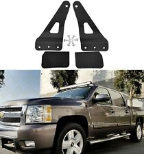 """NEW Mounting Bracket for Chevy/GMC 52"""" Straight LED Bar Upper Windshield 99-13"""
