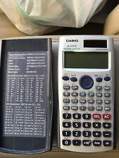 Casio fx-115Es Scientific Calculator Natural Textbook Display Algebra Solar
