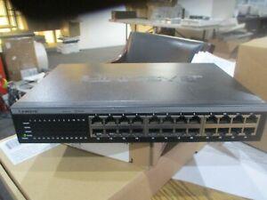 Linksys Model: EF4124 24-Port  10/100 Ethernet Switch.  Ver. 2       <