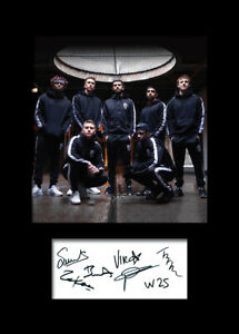 Sidemen KSI #2 Signed Photo A5 Mounted Print - FREE DELIVERY