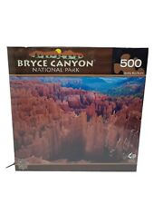 Master Pieces National Parks Bryce Canyon Jigsaw Puzzle, Art by Randy Prentice
