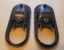 Mazda Miata OEM NA 90-97 Interior Door Handle Trim Cups Set (Black)