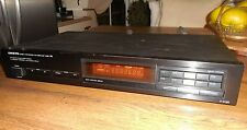 Vintage Onkyo T-4120 Quartz Synthesized AM/FM Stereo Tuner Japan TESTED WORKING