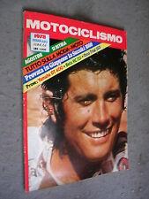 MOTOCICLISMO #  2 - FEBBRAIO 1978 - YAMAHA DT 400 - BETA RC 125 - OSSA TRIAL 350