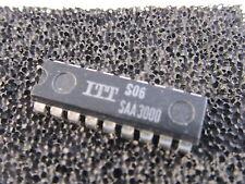 Saa3000 ITT tv, pip, 625 lignes-original Grundig pièce de rechange Nº 8305 303.300